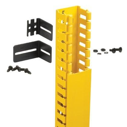 Panduit FiberRunner® Cable Routing Systems PAN-FRHD2KTYL