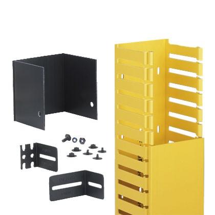Panduit FiberRunner® Cable Routing Systems PAN-FRHD4KTYL