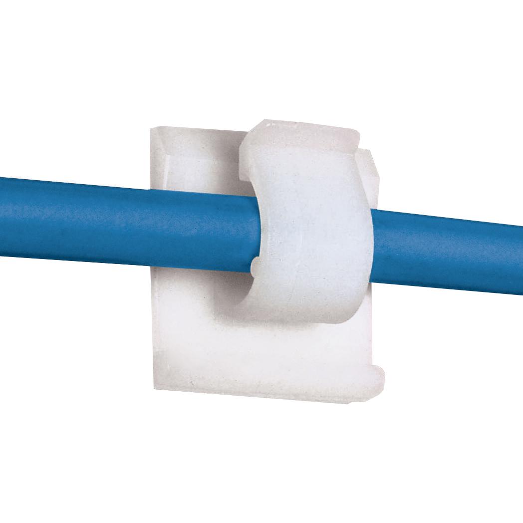 Panduit High-Bond Adhesive Backed Heat Stabilized Nylon Cord Clip - icon