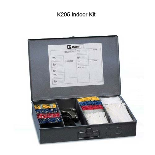 Panduit Wire and Cable Maintenance Indoor Kit k205 - icon