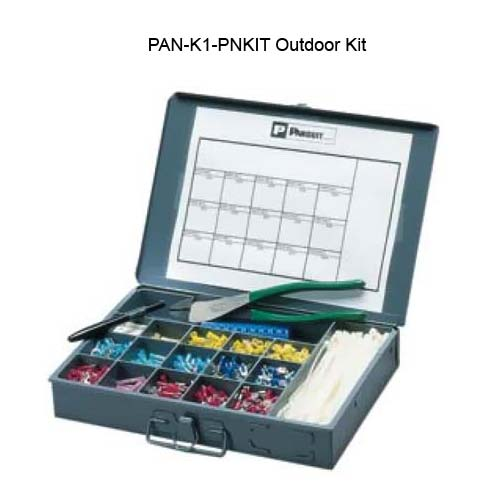 Panduit Wire and Cable Maintenance outdoor Kit k1-pnkit - icon
