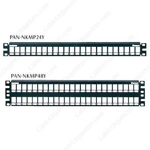 Panduit NetKey Metal Modular Patch Panels 24 & 48-Ports - icon