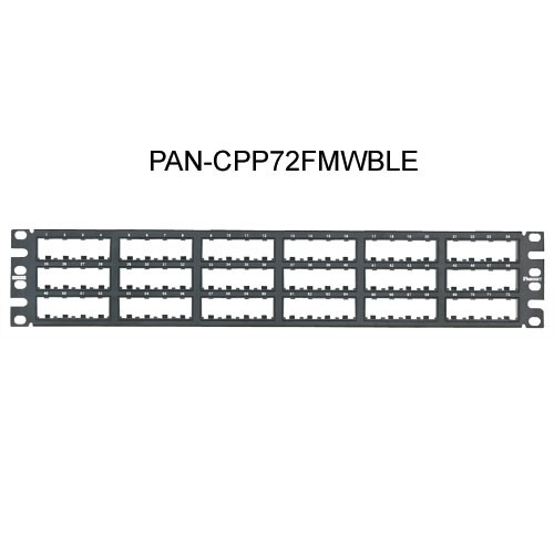 Panduit Mini-Com High Density 72 port Modular Patch Panels - icon