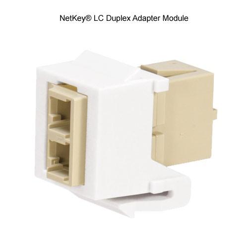 PANDUIT NetKey lc duplex Fiber Adapter Module - icon