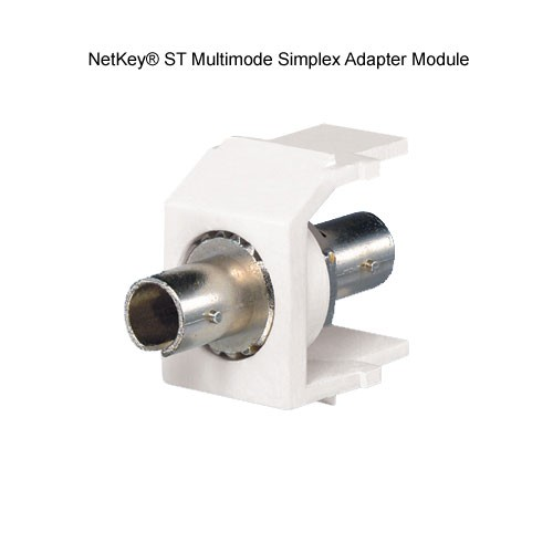 PANDUIT NetKey st multimode simplex Fiber Adapter Module - icon
