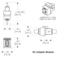 SC Adapter Module Diagram