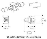 ST Adapter Module Diagram