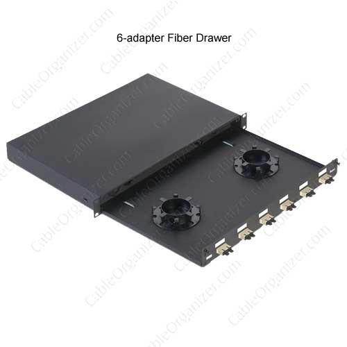 Panduit® Opticom® Pre-Loaded Fiber Drawers