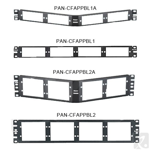 Panduit Fiber Patch Panels Fiber Trays Opticom Cableorganizer Com