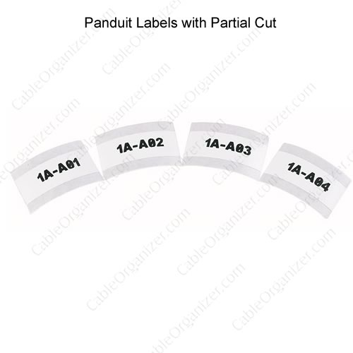 Labels for cables - icon