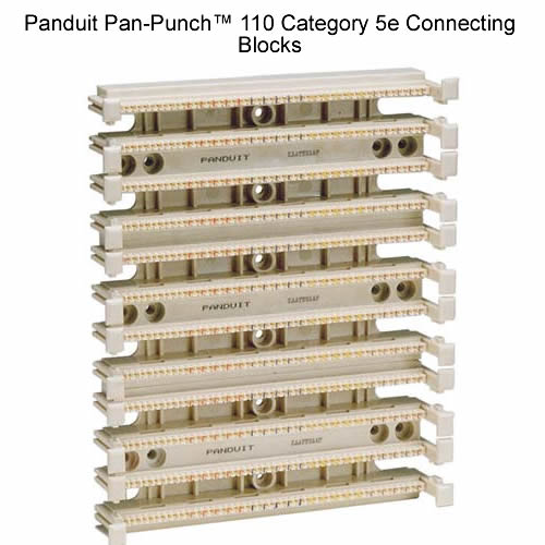 Panduit Pan-Punch 110 Cat 5e 300 pair Base w/o legs - icon