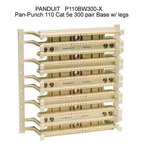 Panduit Pan-Punch 110 Cat 5e 300 pair Base w/ legs - icon