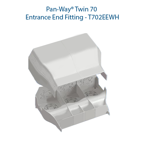 Panduit T-70 Surface Raceway Divider Wall - icon