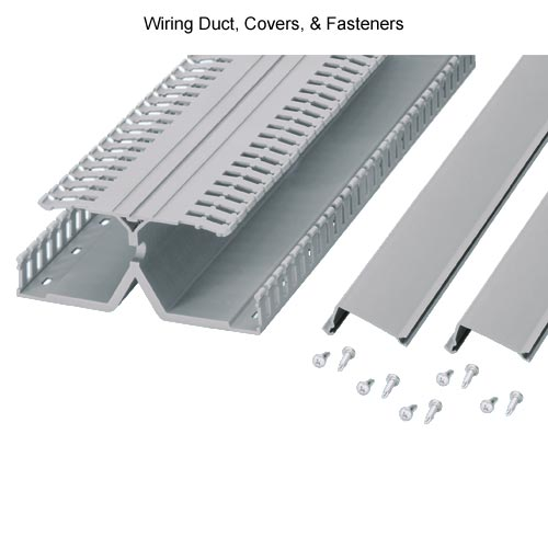Panduit PanelMax Wire Duct, Covers, and Fasteners - icon