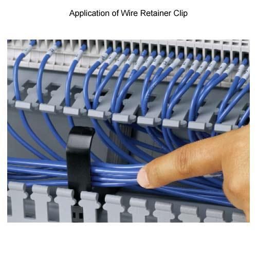 Application of PanelMax Wire Retainers - icon
