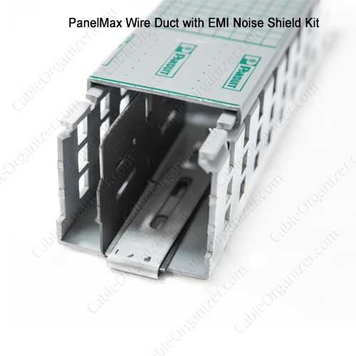 Panduit PanelMax Shielded Wiring Duct - icon