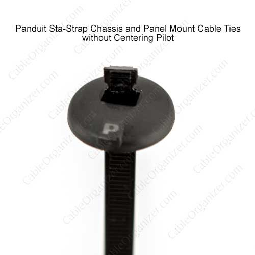 Panduit Sta-Strap Chassis Mount Tie Head - icon
