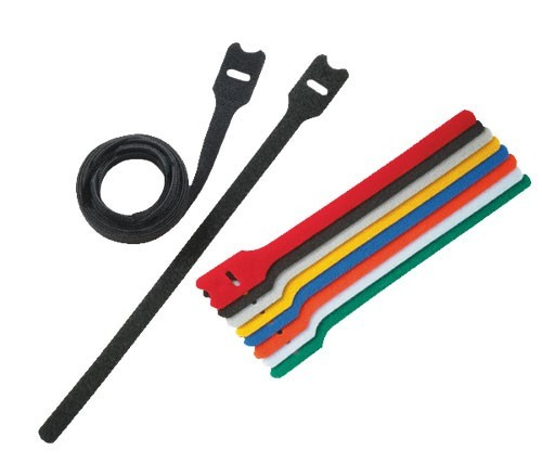 panduit Tak-Ty Hook and Loop Cable Ties in assorted colors - icon