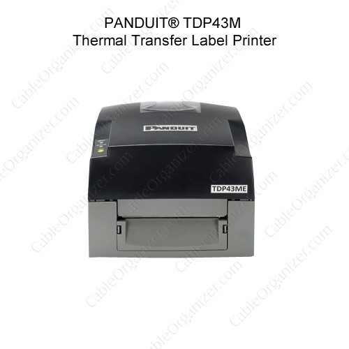 front view of PANDUIT TDP43M Thermal Transfer Label Printer - icon