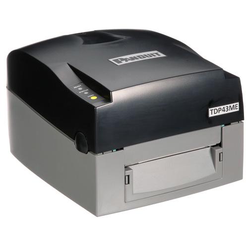 PANDUIT TDP43M Thermal Transfer Label Printer inside carrying case - icon