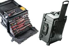 large Pelican protector cases