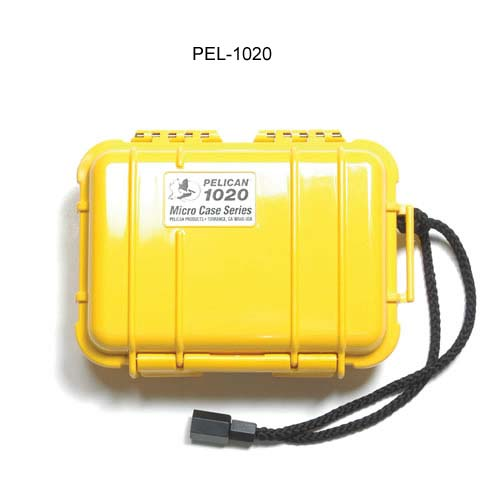 Pelican Micro Case 1020 Series in yellow icon
