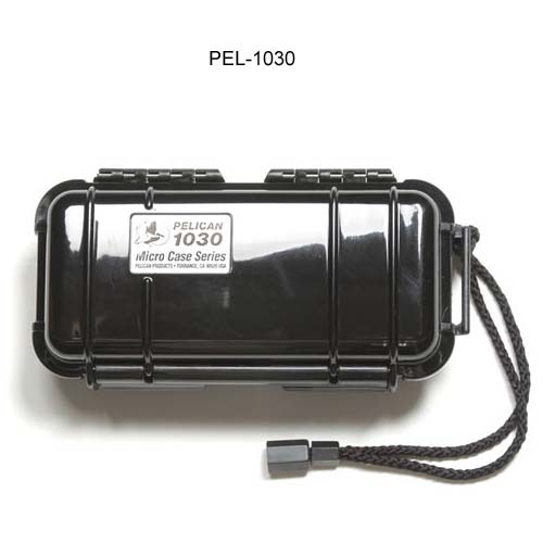 Pelican Micro Case 1030 Series in black icon