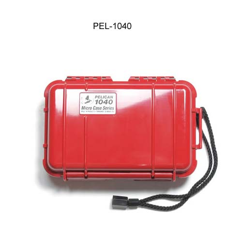 Pelican Micro Case 1040 Series in red icon