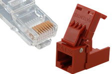 Platinum Tools RJ45 connectors, plugs