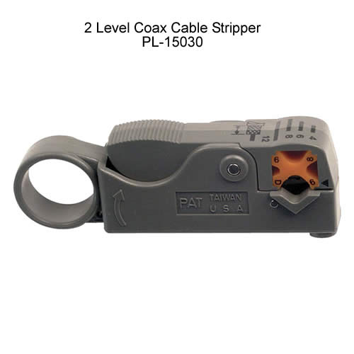 Platinum Tools E Series 2 level Coaxial Cable Strippers icon
