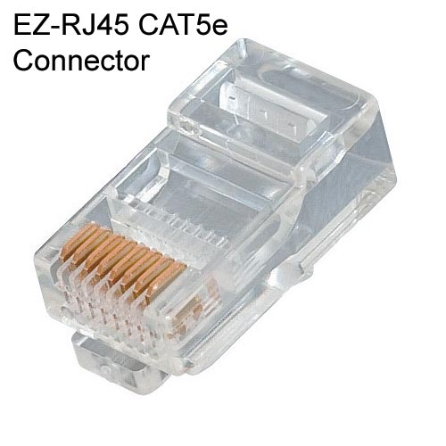 platinum tools rj45 cat5e connector - icon
