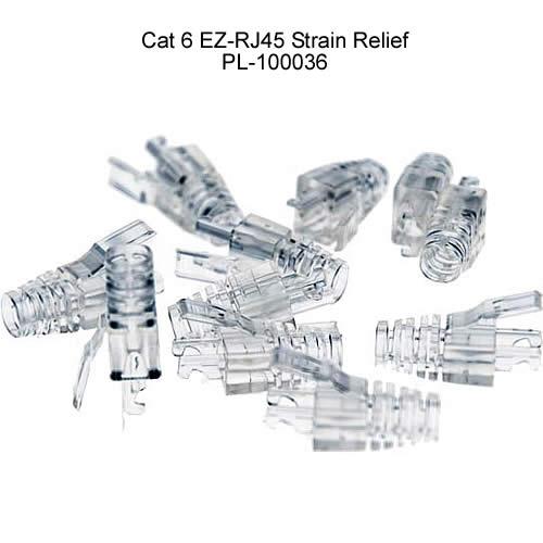 close up of Platinum Tools EZ-RJ45 Cat6 Strain Relief icon