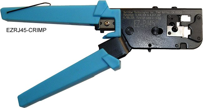 side view of Platimun Tools EZ-RJ45 Crimper icon