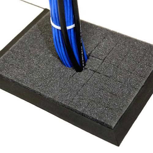 polargy polardam air foam application