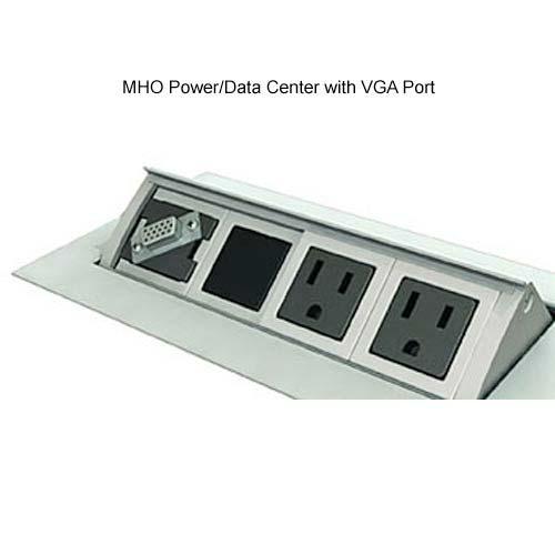 MHO unit with a VGA port