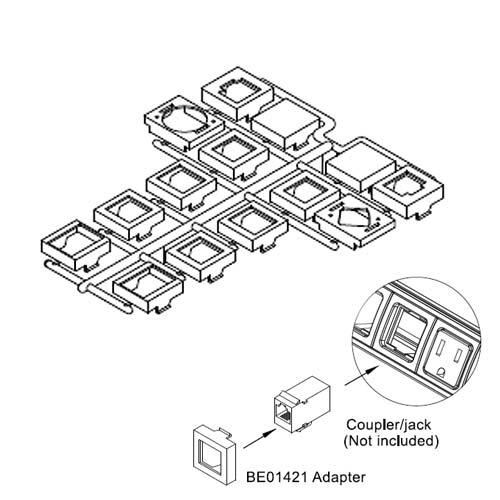 Voice/Data Adapter Kit - icon