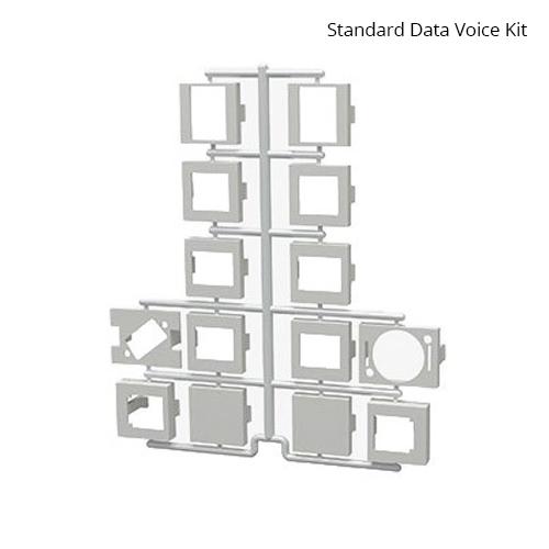 Standard Voice Adapter Kit White
