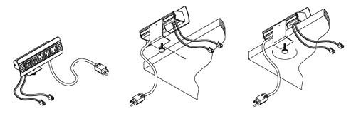 Assemble installation instructions