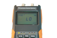 PRO fiber optic testers, power meter, laser source