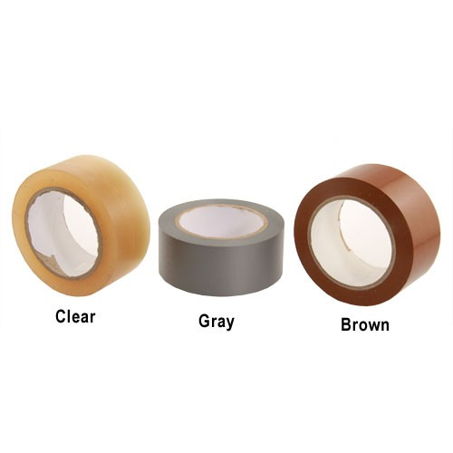 pro-splice vinyl splicing tape in clear gray and brown icon