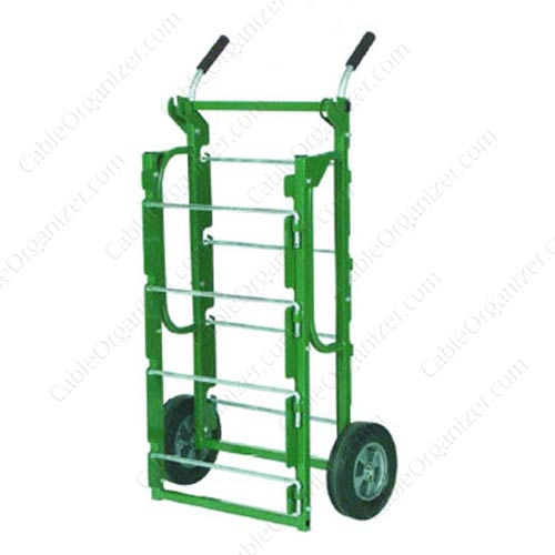 spool cart - empty