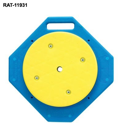top view of rack-a-tiers standard tug wise reel management system icon