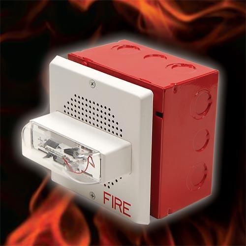 Fire Alarm box - icon