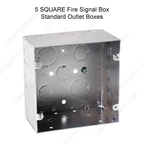 standard outlet box - icon