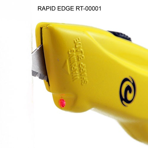 close up of rapid tools rapid edge quick change utility knife model 00001 icon
