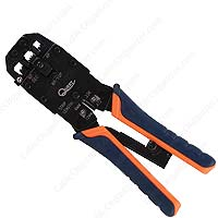 Ratchet Combo Modular Crimp Tool
