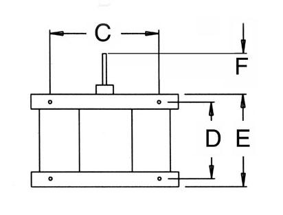 diagram of hand crank reel