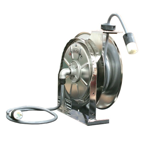 ReelCraft Medical Grade Electrical Cord Reel