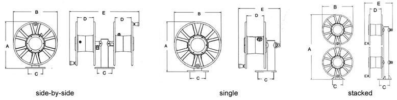 safe-t-reel dimensions
