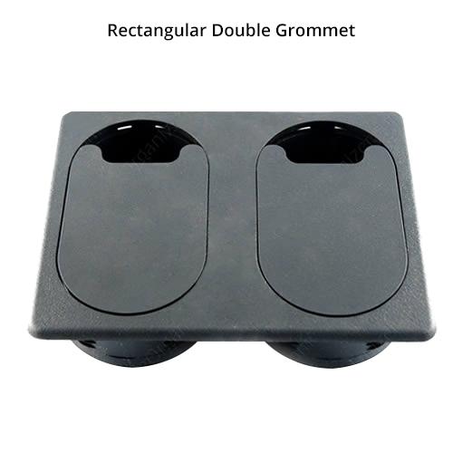 double grommet